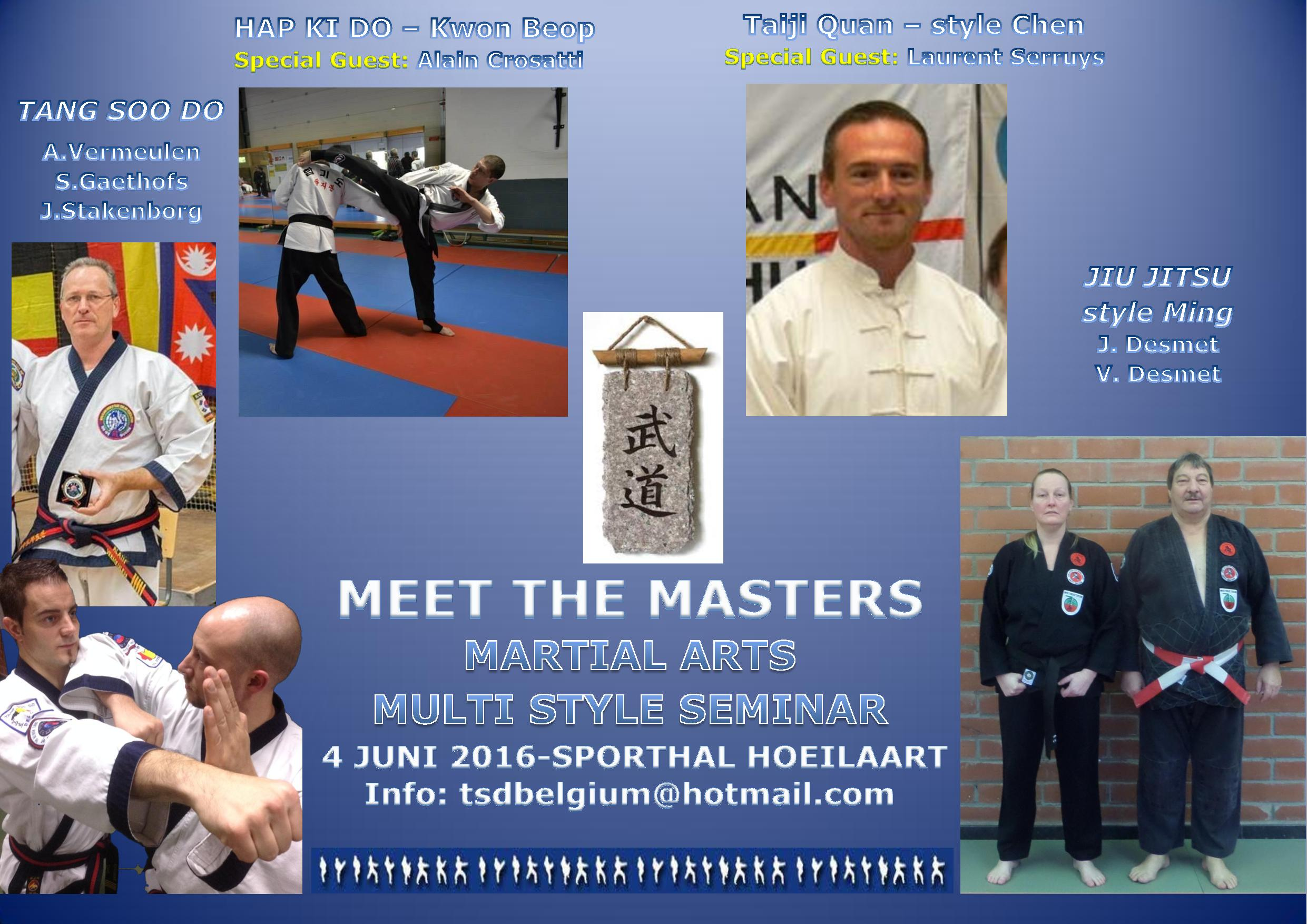Meet the Masters 4